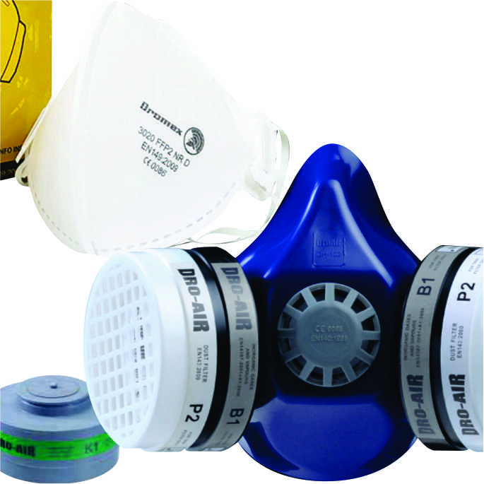 Masks & Respiratory Protection