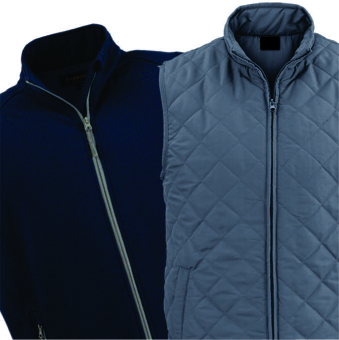 Body Warmers & Sleeveless Jackets