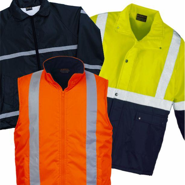 High Visibility, Reflective Vests & Safety Vests