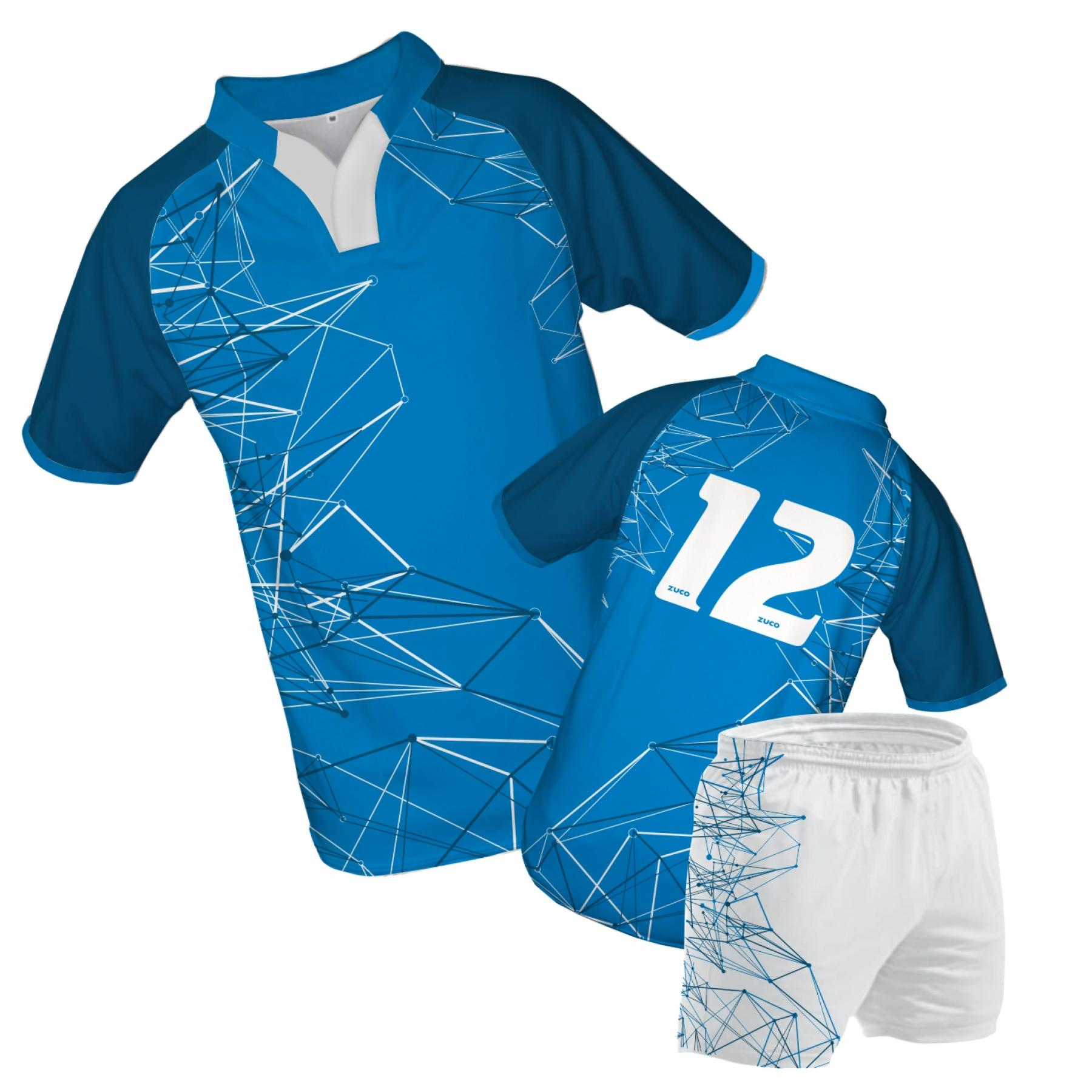 Custom Made: Rugby jerseys & shorts