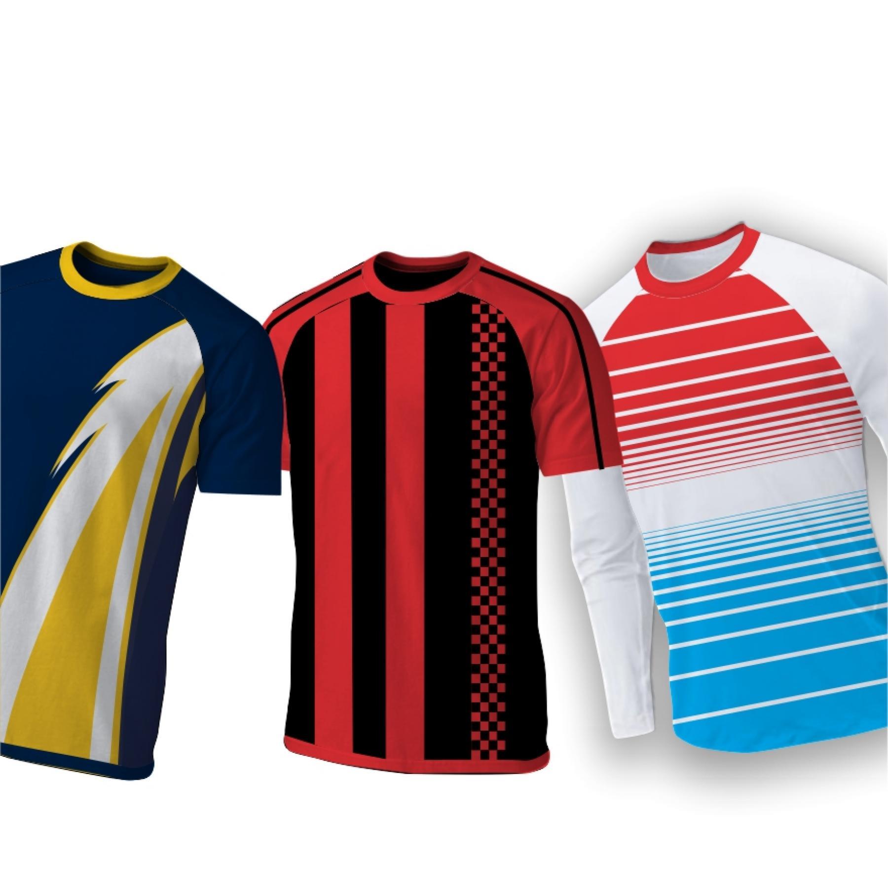 T-shirts Sublimated