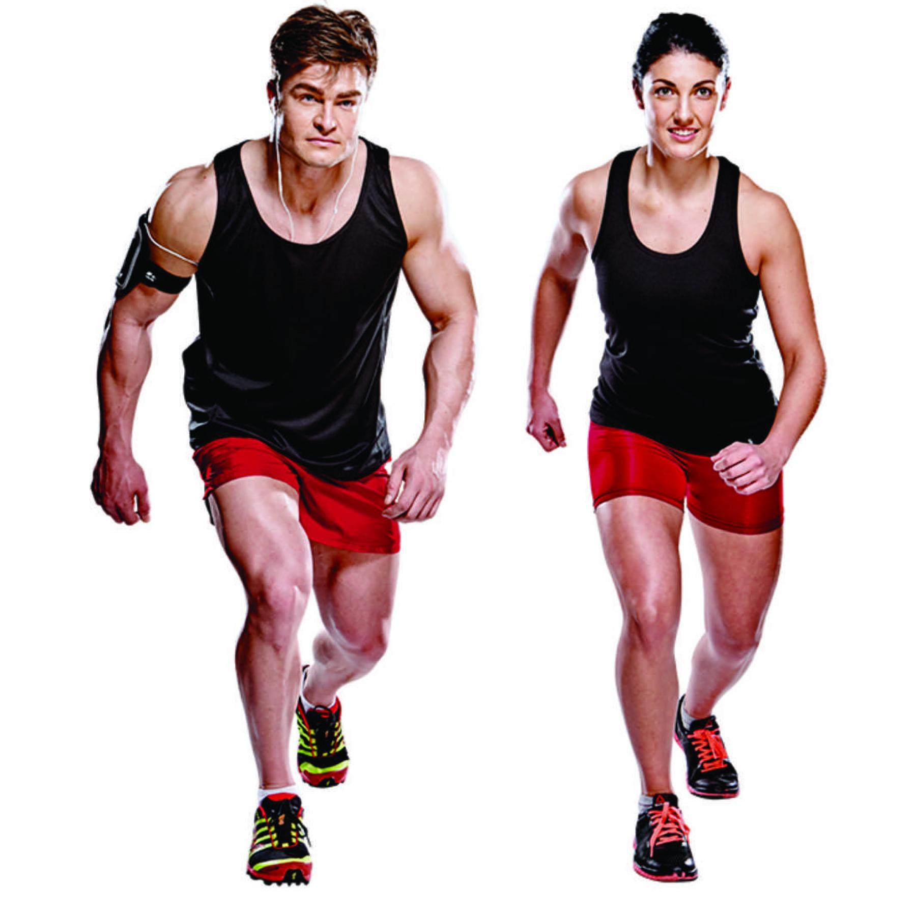 In Stock: Athletic Vest & Shorts