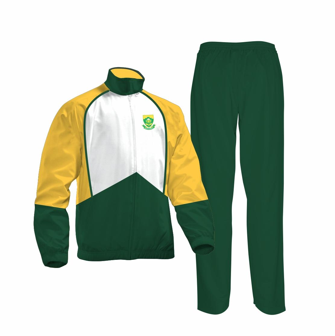Tracksuits Team South Africa