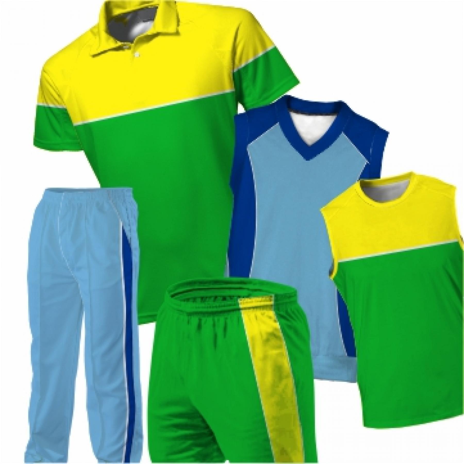 Custom made: Cricket Clothing