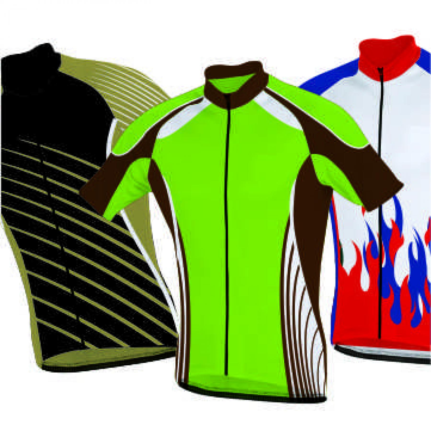 Cycling Sublimated