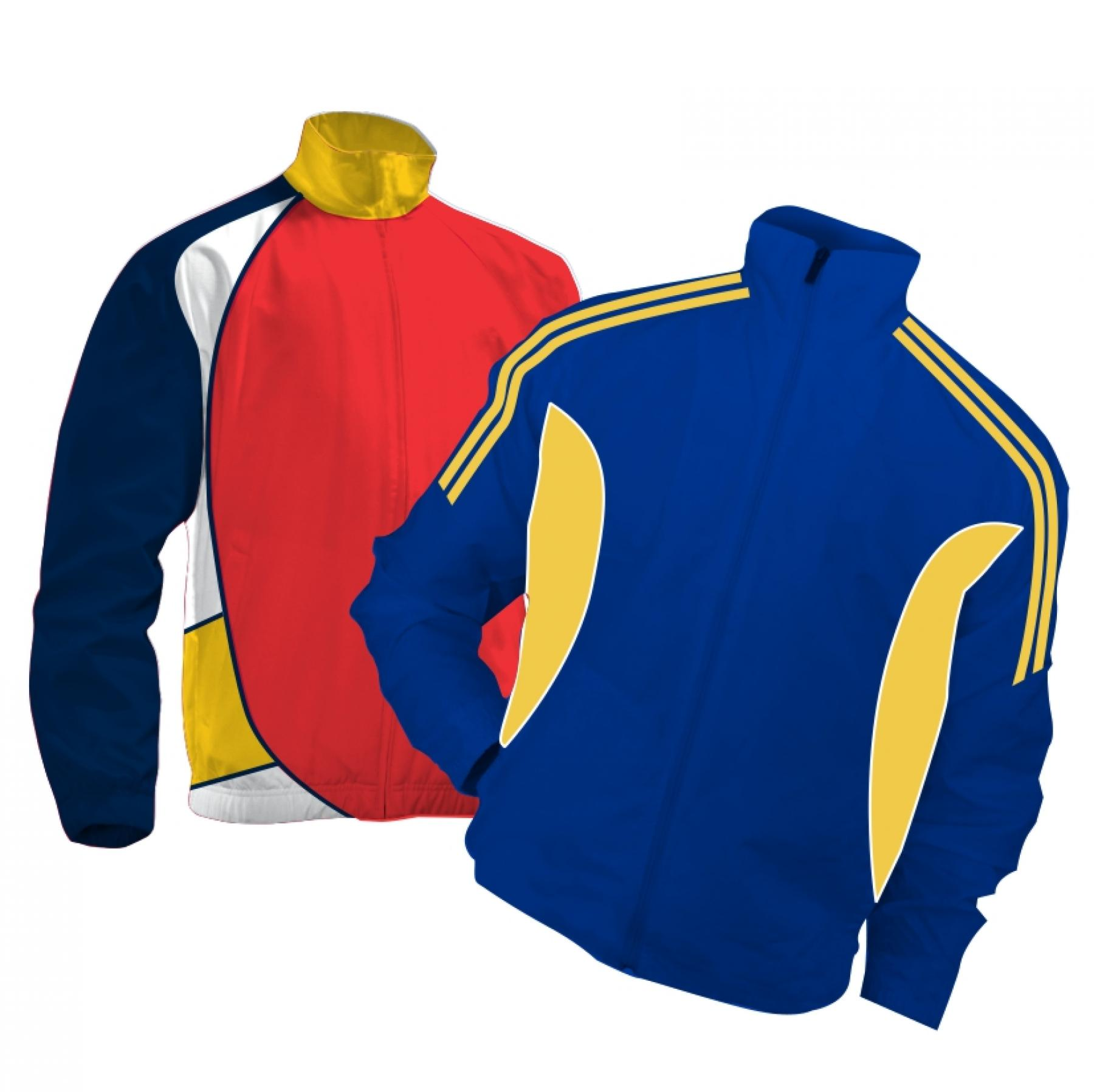Jackets Panelled