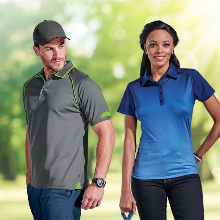 Golf Shirts / Golfers