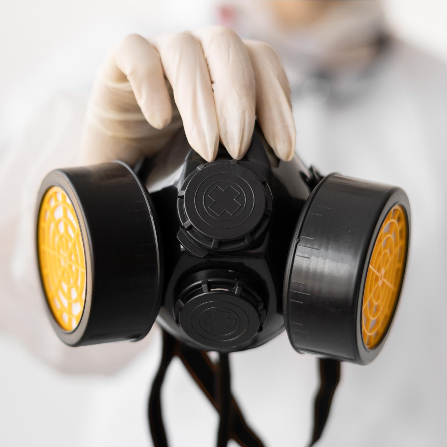 Masks & Respiratory Protection