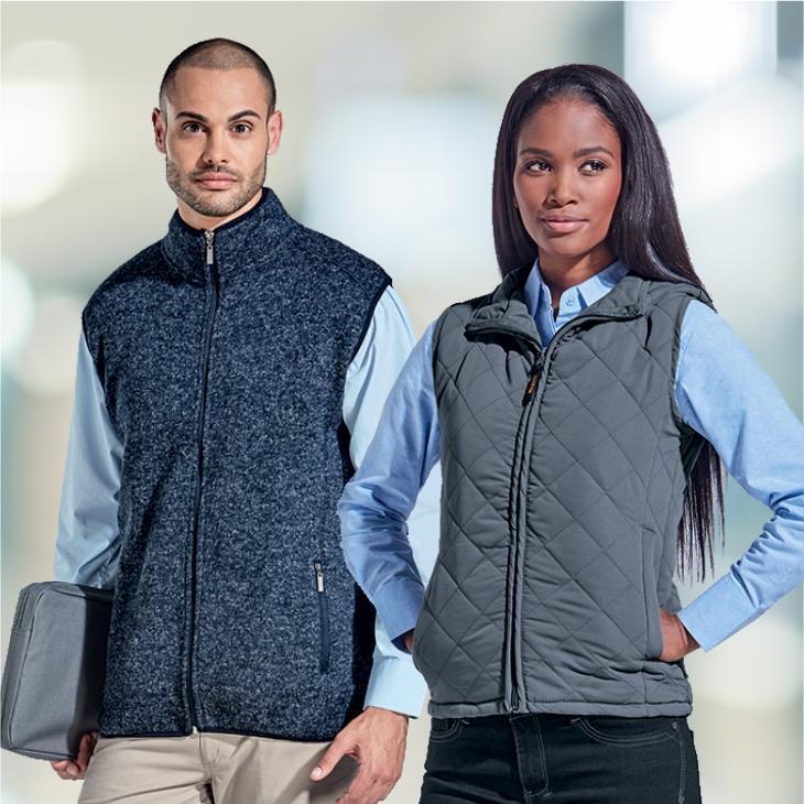 Body Warmers & Sleeveless Jackets