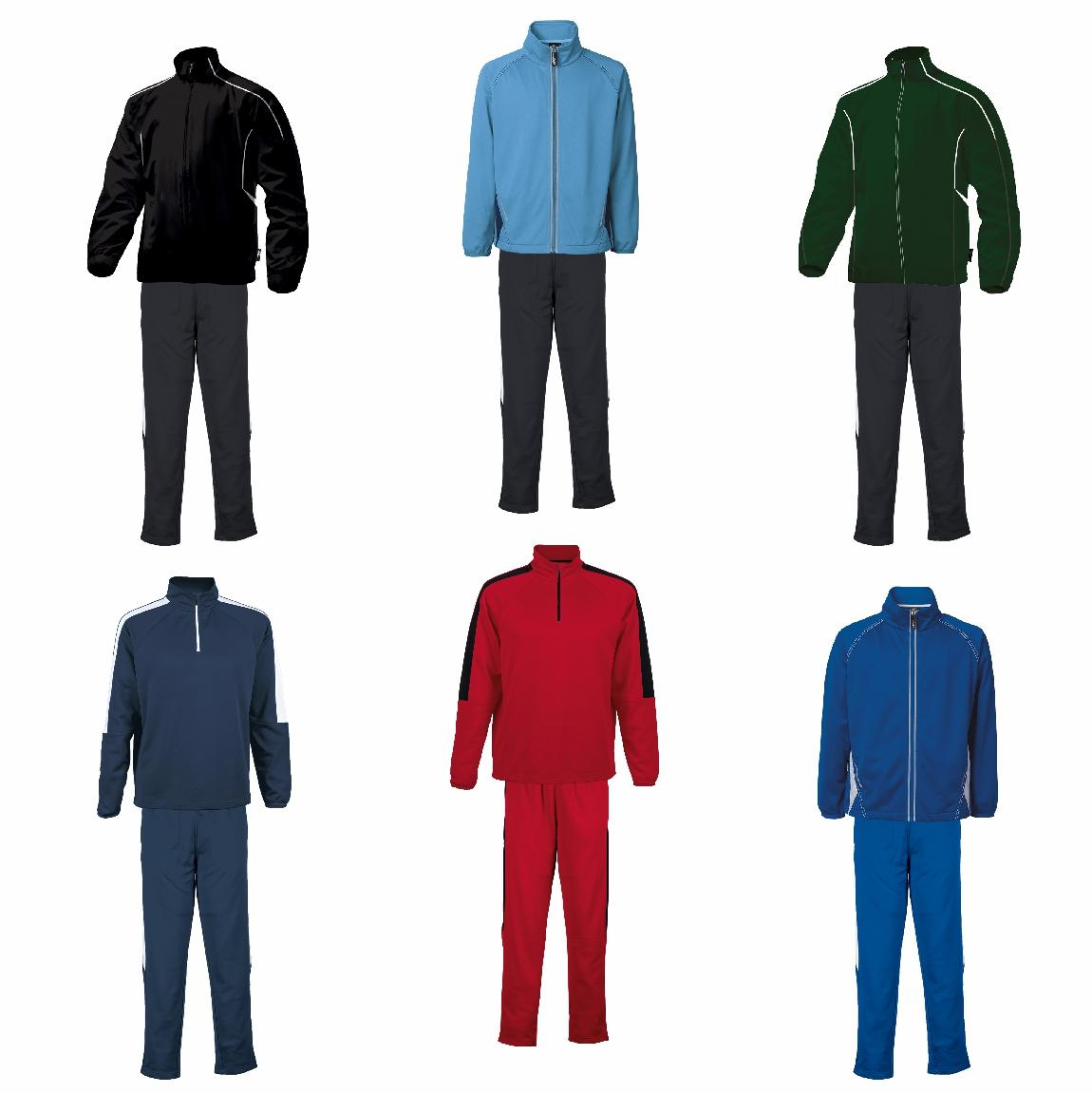 In Stock: Tracksuits