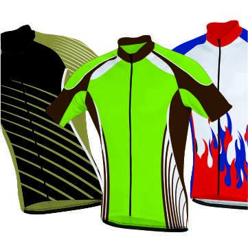 Cycling Sublimated Clothing