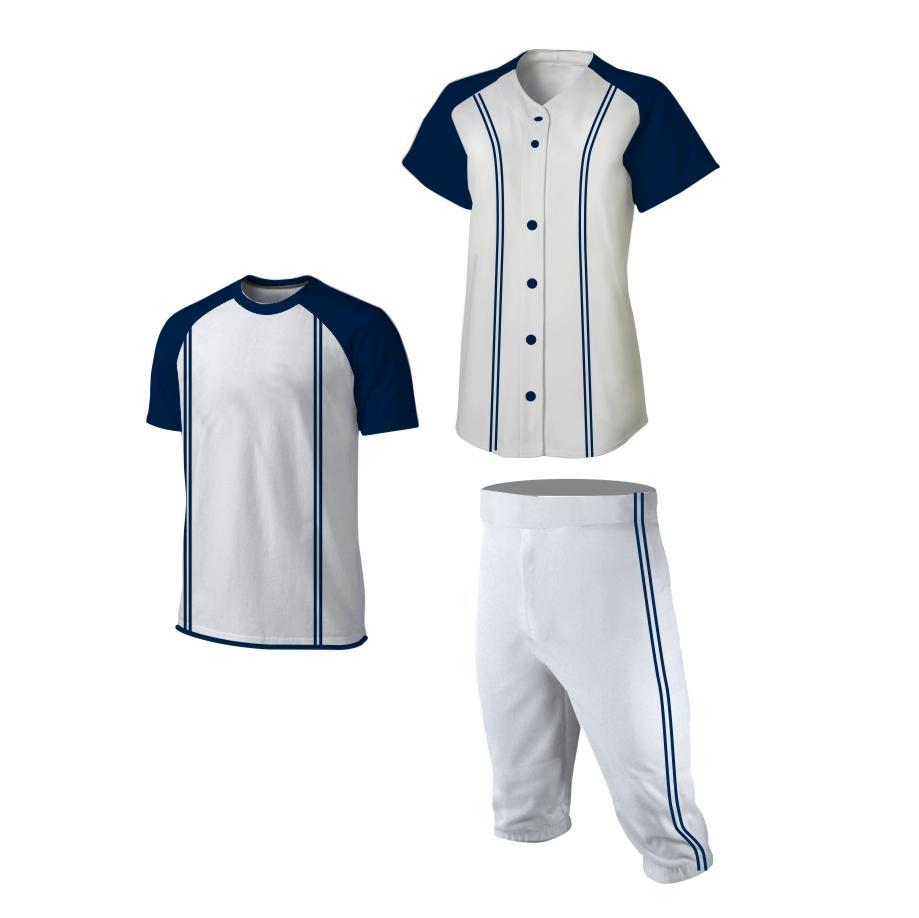 Softball Panelled Clothing