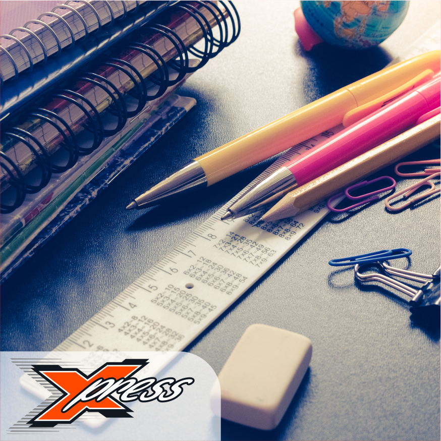 XCO Express Stationery & Notebooks