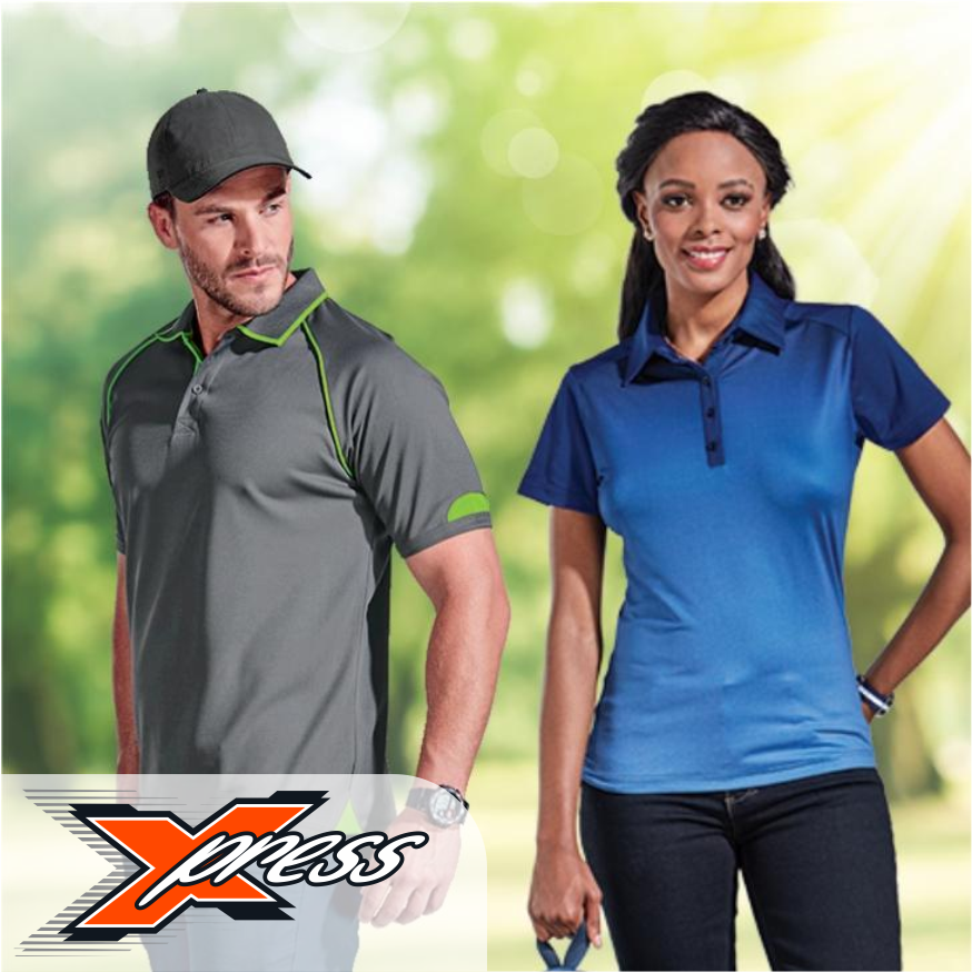 XCO Express Golf Shirts / Golfers