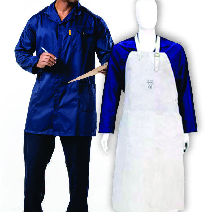 Dust Coats & Aprons