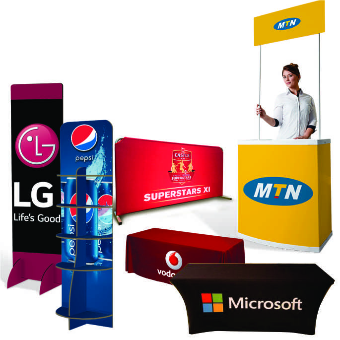 Display Stands & Events