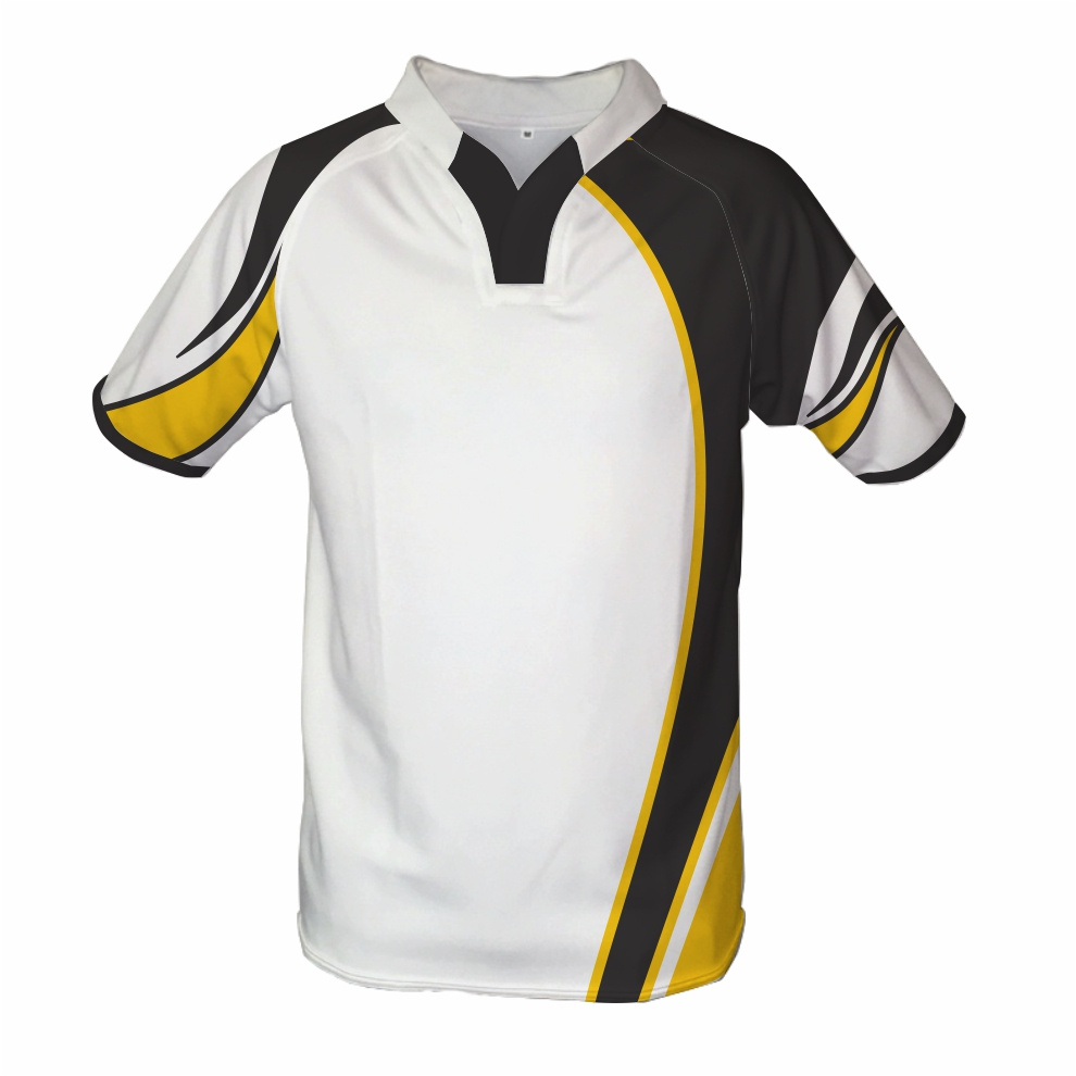 Sublimated Zuco Rugby Jersey - Dan