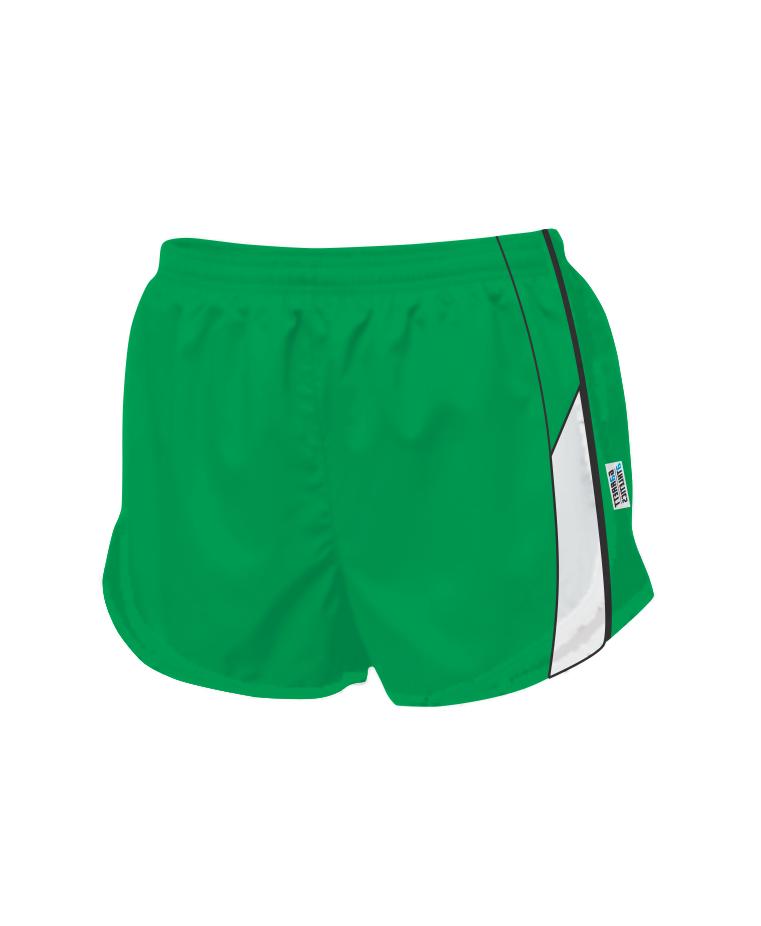 Panelled Zuco running shorts - Gwen