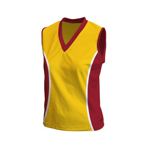 Panelled Zuco top - Justin