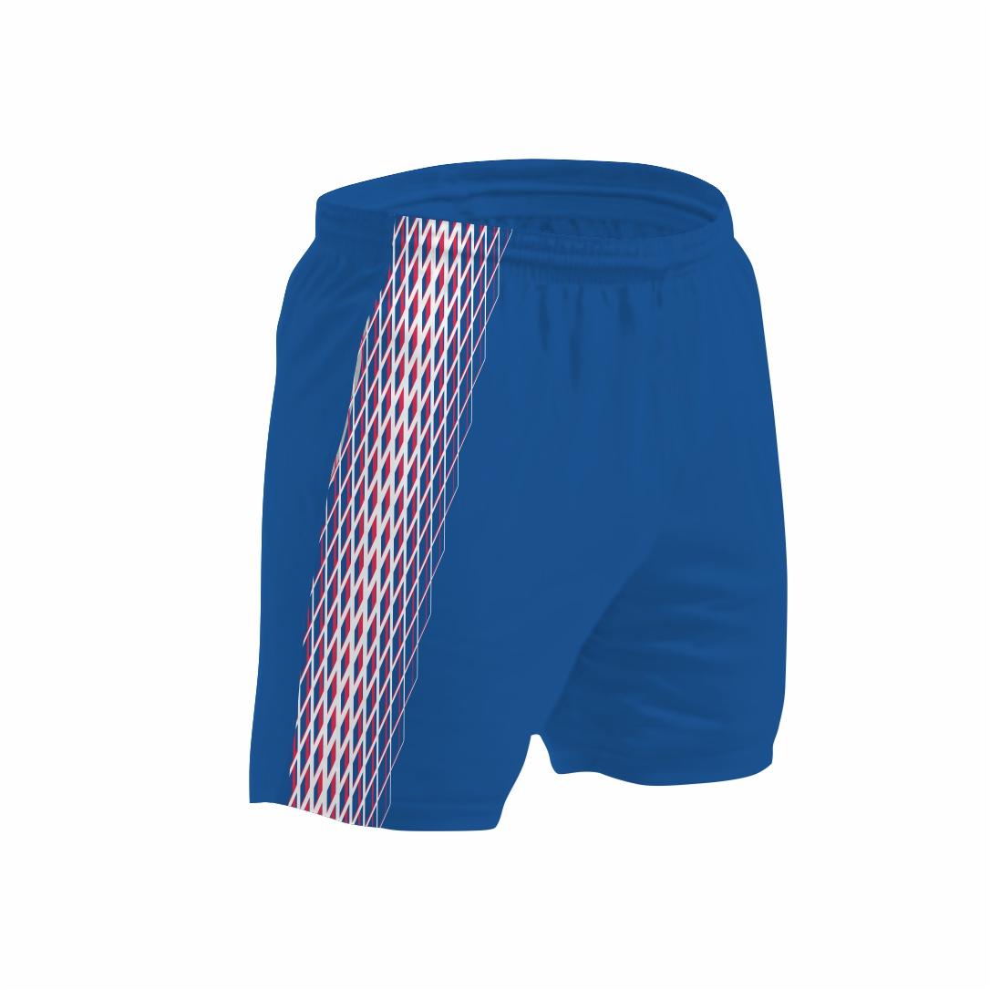 Sublimated - football Shorts - Xavi