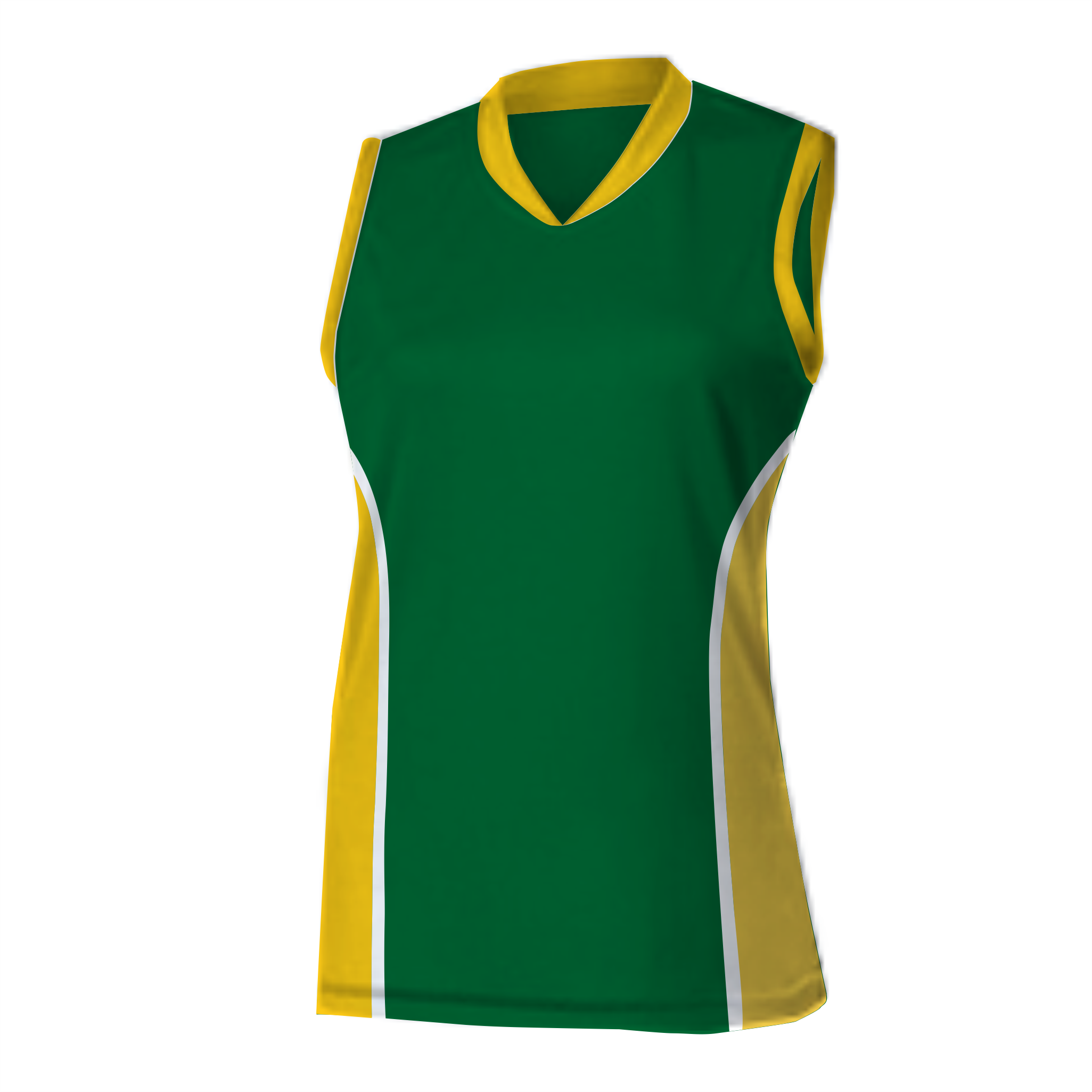 Panelled Zuco womans VB shirt - Bolt