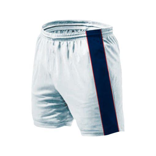 Panneled Zuco Shorts - Sachin