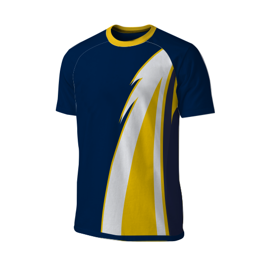 Sublimated Zuco T-Shirt - Torch