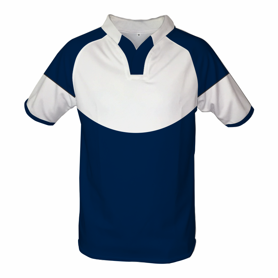Panelled Zuco Rugby Jersey - Francios