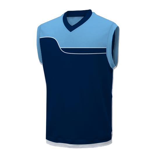 Panelled Zuco men's VB shirt - Repo