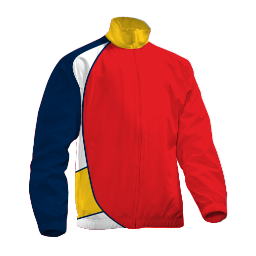 panelled Zuco Bench jacket - Onix