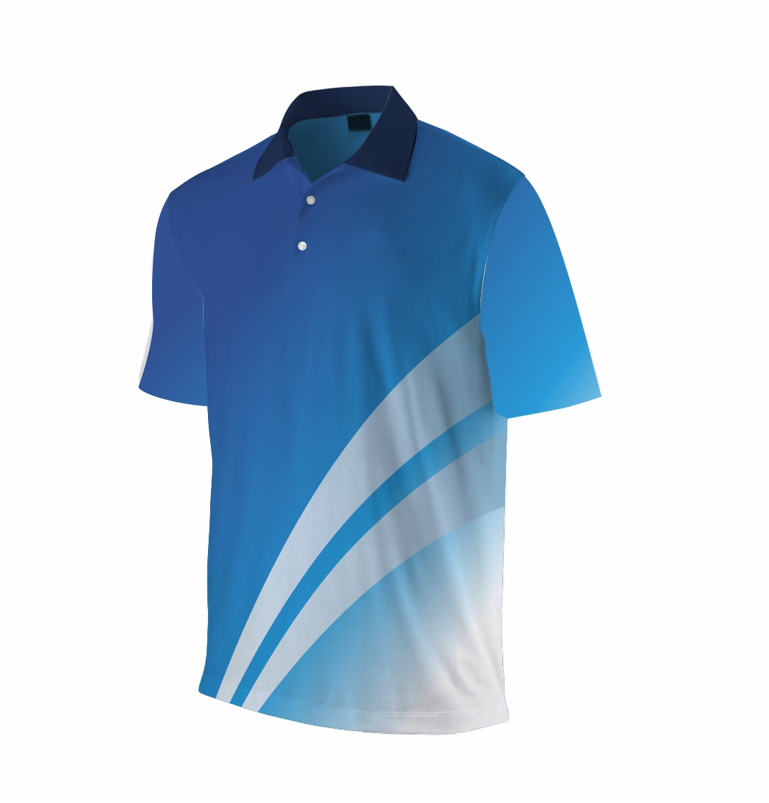Sublimated  Zuco golfer - Martino