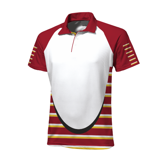 Sublimated Zuco golfer - Vermon