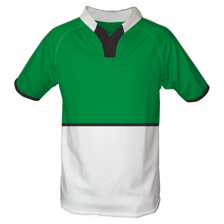 Panelled Zuco Rugby Jersey - Siya