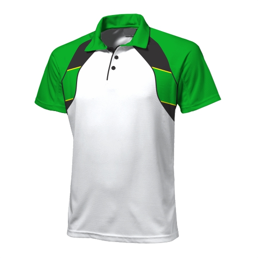 Panelled Zuco golfer - Usman
