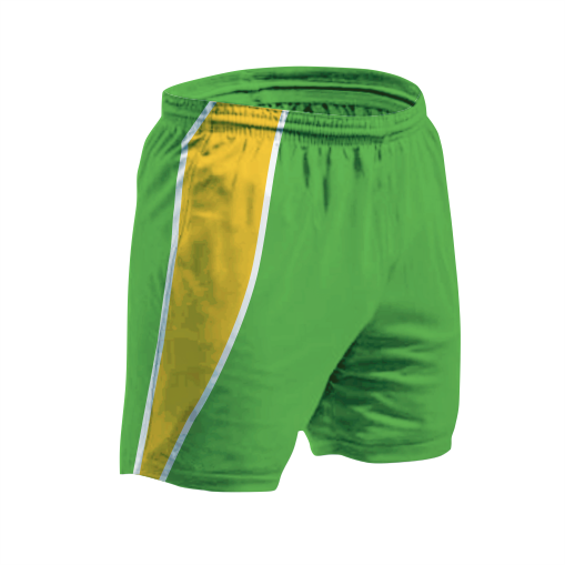 Panelled Zuco shorts - A.B
