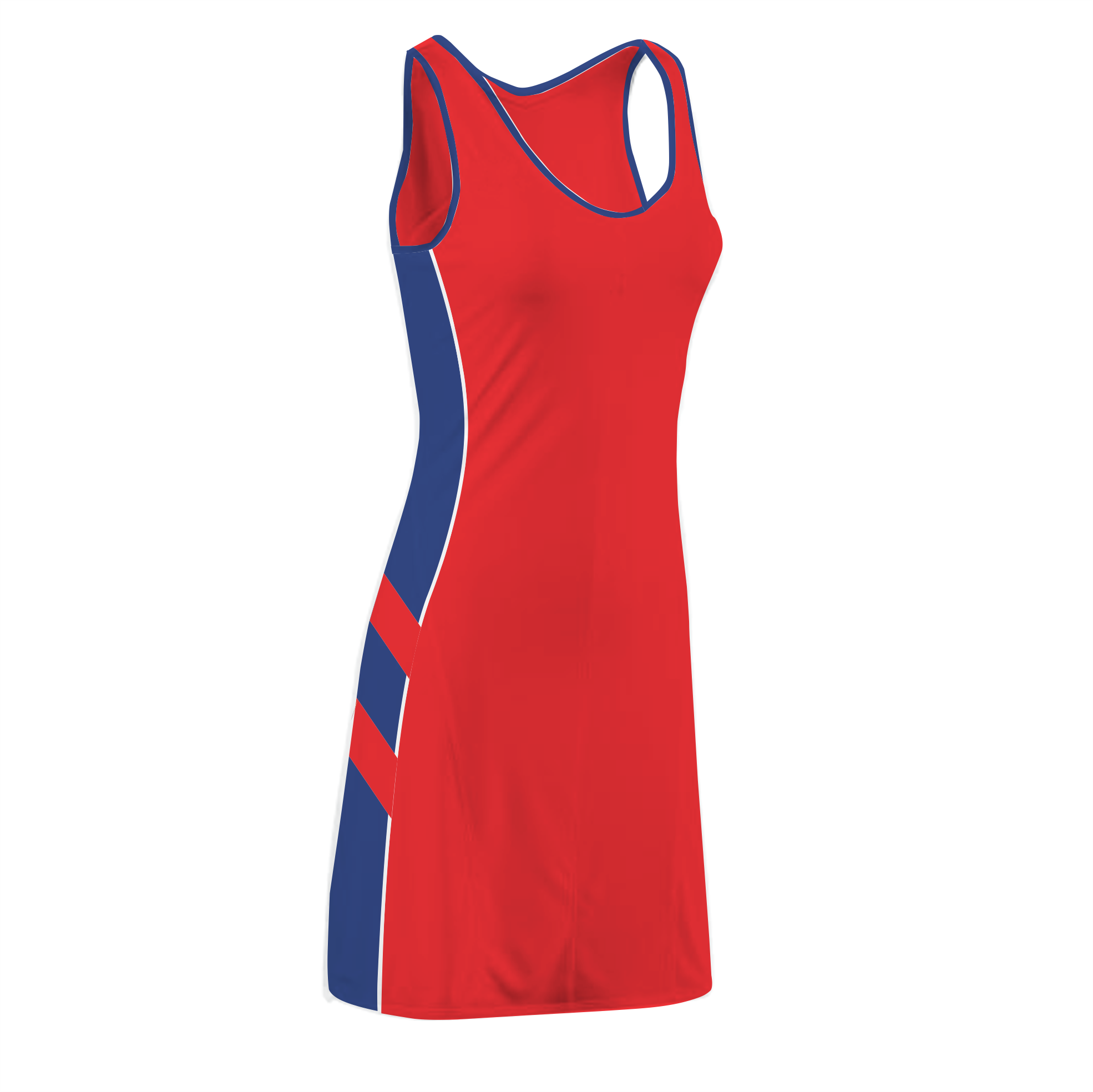 Panelled - hockey Dress - Izette