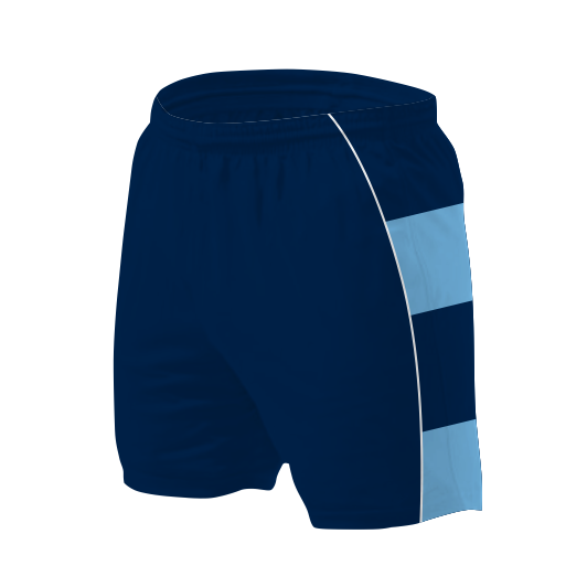 Panelled Zuco shorts - Elsunet