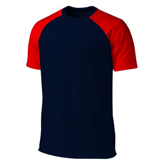 Panelled - T-Shirt - Hannah