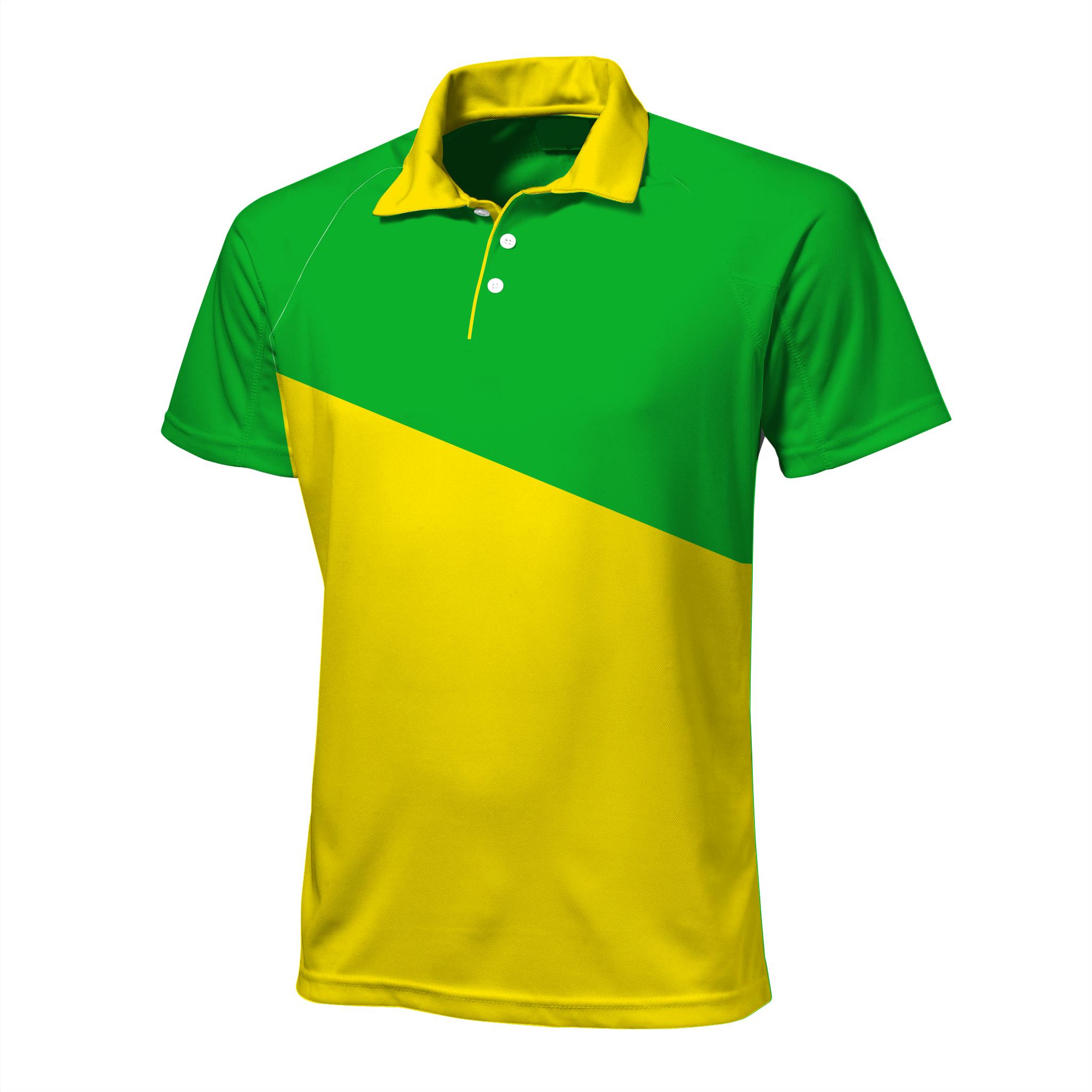 Panelled Zuco golfer - Austin