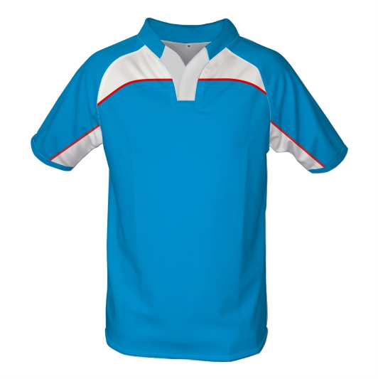 Panelled Zuco Rugby Jersey - Julian