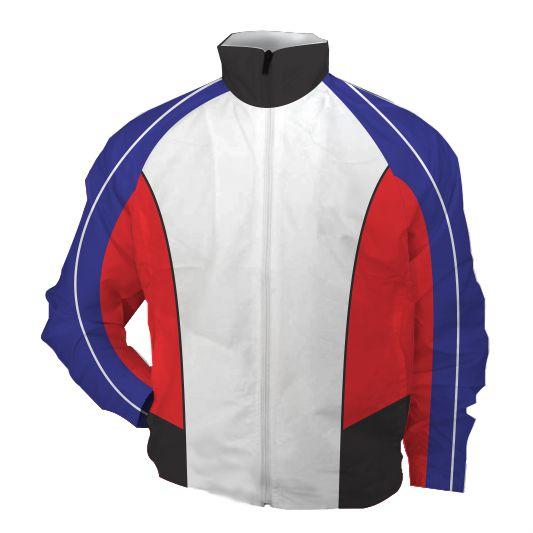 Panelled - bench jacket - Arizona