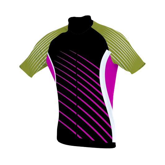 Sublimated Zuco Cycling Shirt - Lance