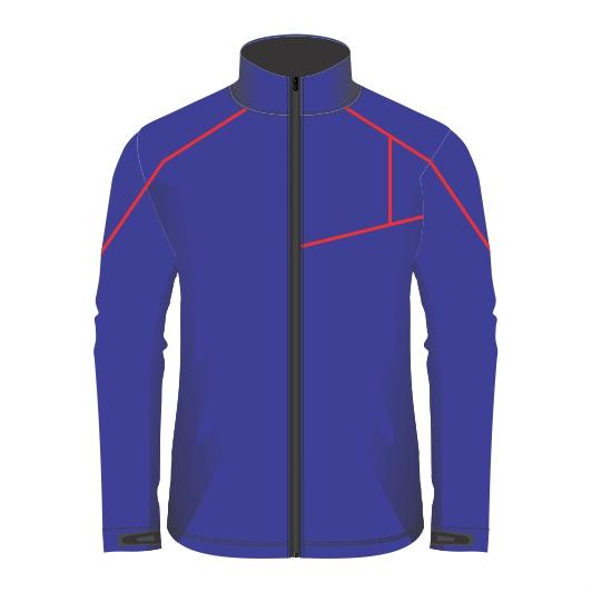 Panelled Zuco softshell jacket - Avalanche