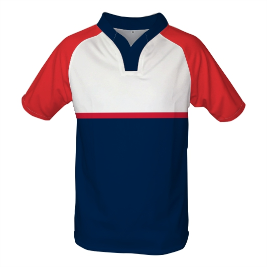 Panelled Zuco Rugby Jersey - Sonny