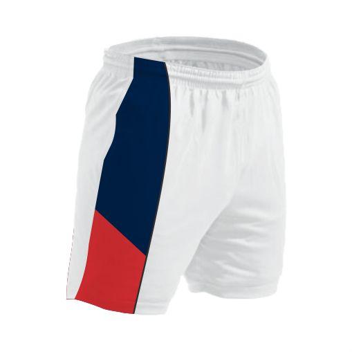 Panelled Zuco shorts - Ben