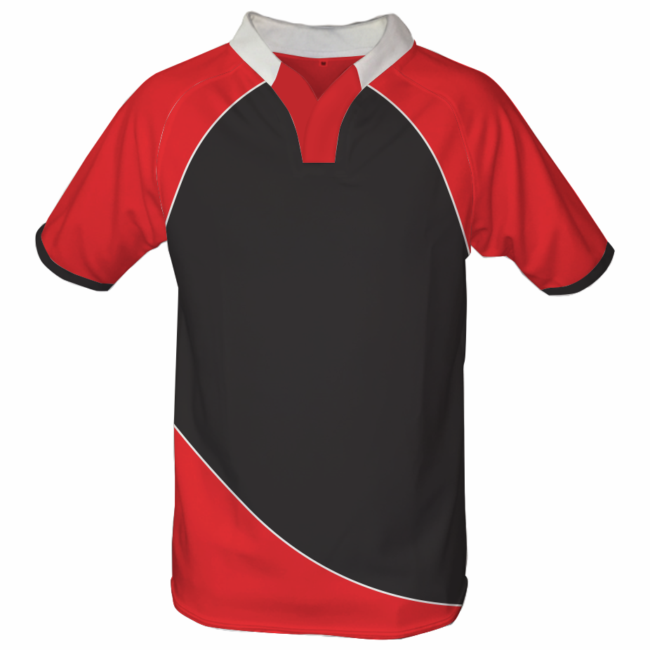 Panelled Zuco Rugby Jersey - Joost