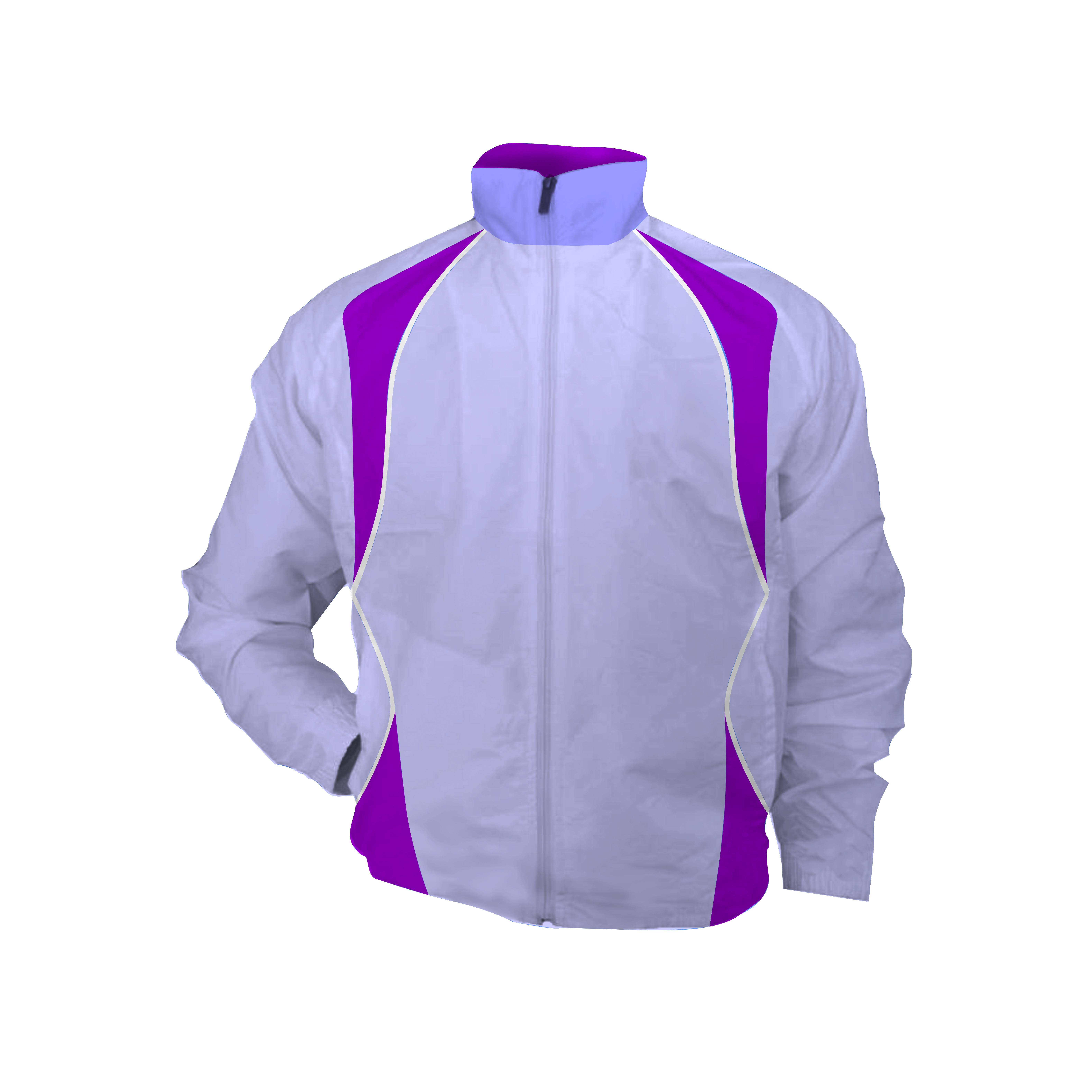 Panelled - bench jacket - Rick