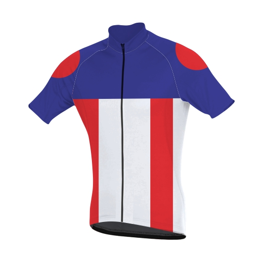 Sublimated Zuco Cycling Shirt - Miguel