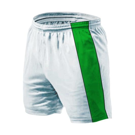 Panelled Zuco shorts - Usman
