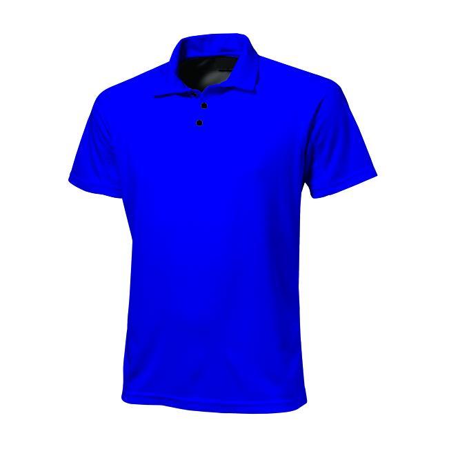 Panelled Basic Zuco Pique Knit Golfer